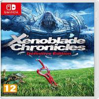 Xenoblade Chronics, Definitive Edition - Switch